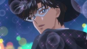 Mamoru Chiba (Tuxedo Mask/ Tuxedo Kamen), Sailor Moon