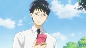 Arata Wataya, Chihayafuru (I swear I support Chihaya and Arata, even though he is 36)