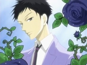 Takashi Morinozuka, Ouran High School Host Club