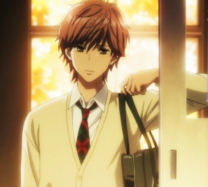 Taichi Mashima, Chihayafuru (I think Taichi is really attractive, but he needs to find someone other than Chihaya.)