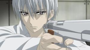 Zero Kiryuu, Vampire Knight (Only reason to finish this anime was to watch Zero.)