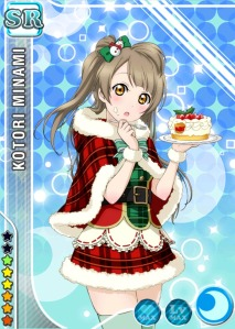 An Adorable Kotori Card