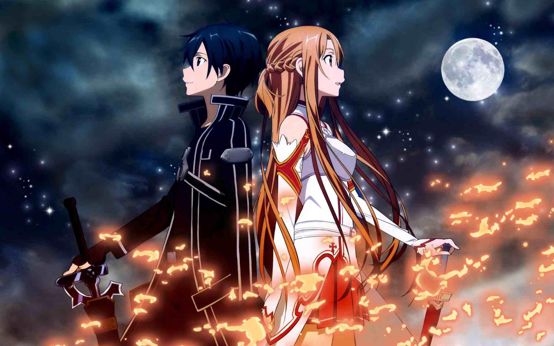 Anime Review Sword Art Online