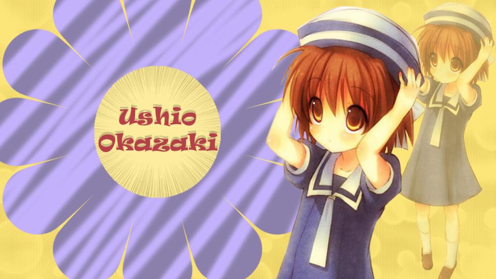 Ushio Okazaki from Clannad After Story